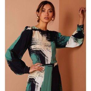 Rachel Pally Crepe Zola Dress in Painter